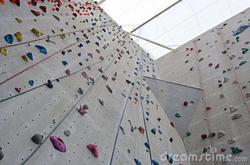 what is the climbing wall award