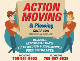 Action Moving & Plowing