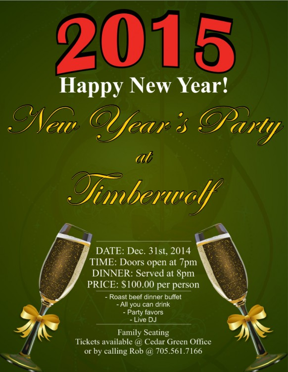 new years eve country club casino