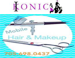Ikonic Studios Sudbury Sunless Tanning & Airbrush Makeup
