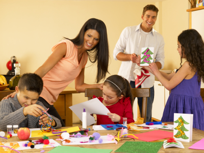 parents and tots family crafts entertainment sudbury